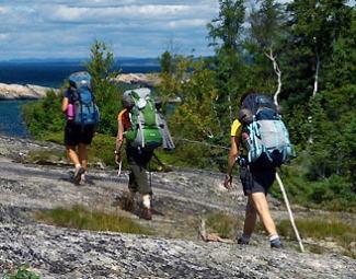 grid-hiking