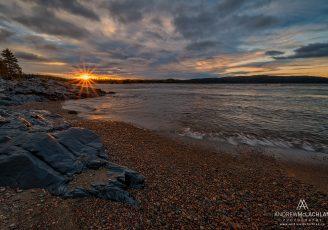 Lake Superior Sunrise_6905