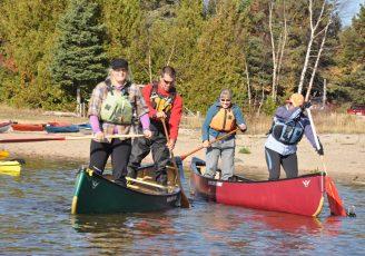 canoe basics