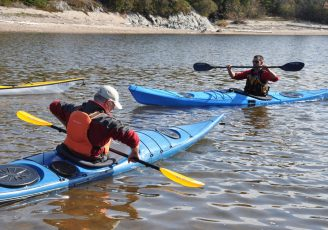 Sea kayak basics